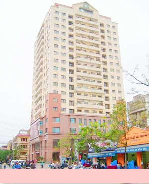 UDIC Apartment building 27 Huynh Thuc Khang