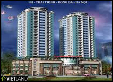 Ha Thanh Plaza 102 Thai Thinh Street - Dong Da District