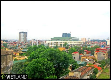 Apartment for rent in Artex Building in 172 Ngoc Khanh Str, Ha Noi