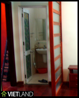 Apartment with 2 bedroom for rent in Thanh Xuan district, Ha Noi