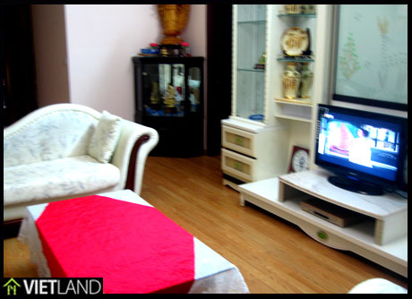 3-bed flat in Ba Dinh district
