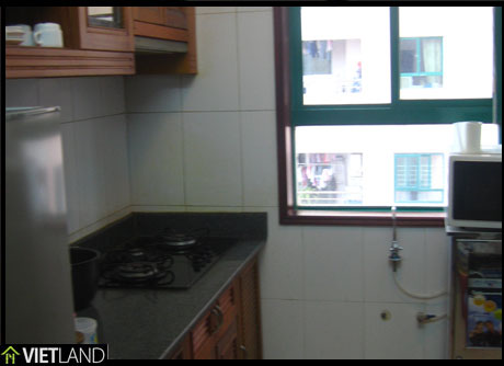 Trung Hoa Nhan Chinh - flat for rent in Block 17T9