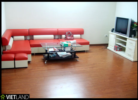 Apartment for rent in Ha Thanh Plaza, Dong Da district