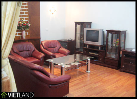 3 bedroom apartment for rent in Building 71 Nguyen Chi Thanh
