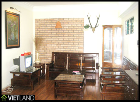 2 bed flat in Cau Giay district, Ha Noi