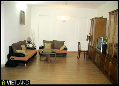 Block 34T Trung Hoa Nhan Chinh: 2 bedroom apartment for rent in Cau Giay district, Ha Noi