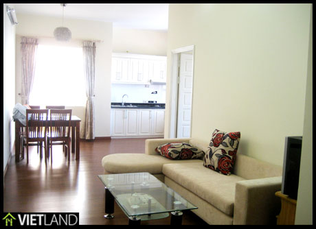 Apartment for rent in Artex Building in 172 Ngoc Khanh Str, Ha Noi