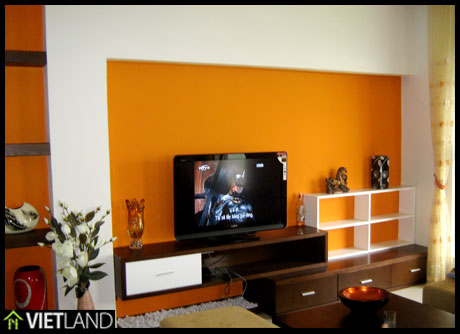 Furnished apartment for rent in Ha Noi, Westlake area