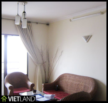 3-bedroom apartment for rent in Dong Da District