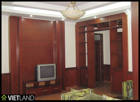 Apartment for rent in Building 17T6 Ha Noi