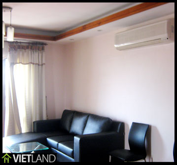 3- BRs apartment for rent in Ha Noi, Building 27 Huynh Thuc Khang
