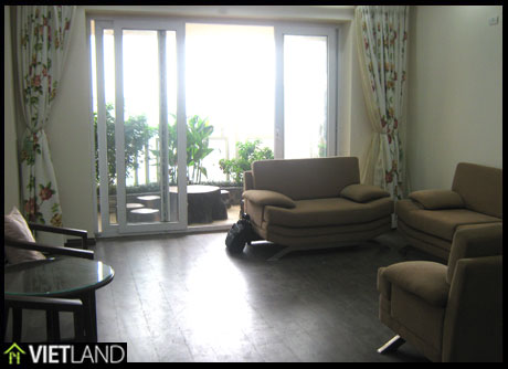 4 bedroom apartment for rent in Artex Building 172 Ngoc Khanh