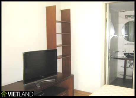 Apartment for rent in Building 27 Huynh Thuc Khang Str, Dong Da Dist, Ha Noi
