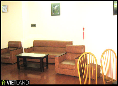 Apartment for rent in Building 17T1 Trung Hoa- Nhan Chinh, Ha Noi