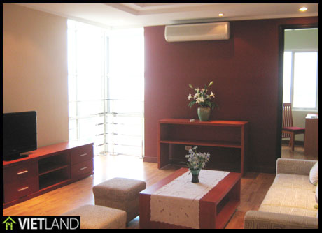 Apartment for rent in Ciputra, Ha Noi