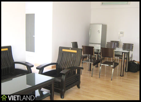 Apartment for rent in Ha Noi Building 172 Ngoc Khanh, 3 beds