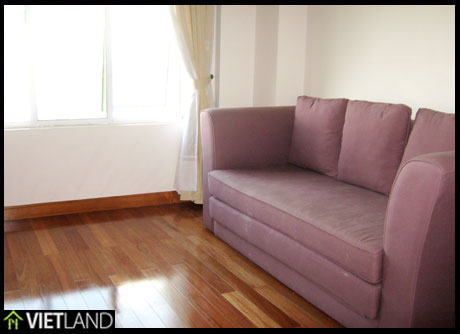 Apartment for rent in Ciputra, Ha Noi, 150m2, 3 beds, full furnished