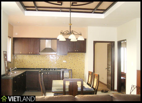 Fully furnished 2 bed apartment for rent in Peach Blossom Garden, Ha Noi