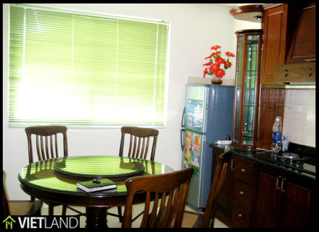 2 bedroom apartment with full furnishing for rent in Ha Noi, Building Ha Thanh Plaza