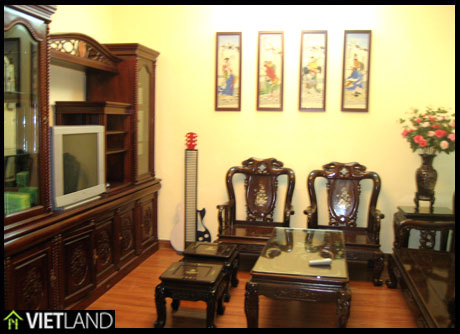 3- bedroom apartment in Building M3-M4 for rent in Ha Noi