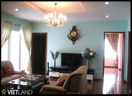Brand new apartment for rent in Building M5 – Dong Da District, Ha Noi
