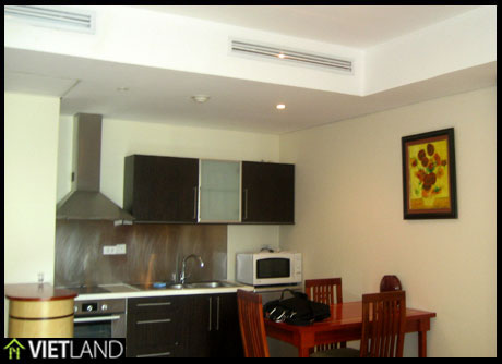 Luxurious apartment with 1 large bedroom for rent in Pacific Palace