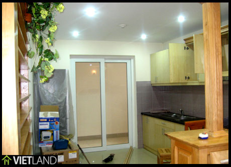Brand new apartment for rent in Building M5 Nguyen Chi Thanh Str, Ha Noi