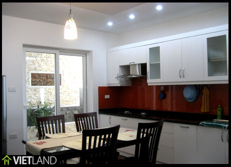 3-bedroom apartment, brand new with lake view for rent in M5 Building, Dong Da District, Ha Noi