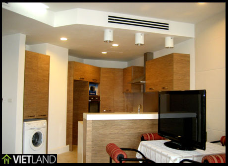 Brand new apartment with 2 bedrooms for rent in Tay Ho District, Ha Noi