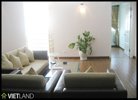 River View Apartment for rent in Ciputra Zone Ha Noi, E4 Building
