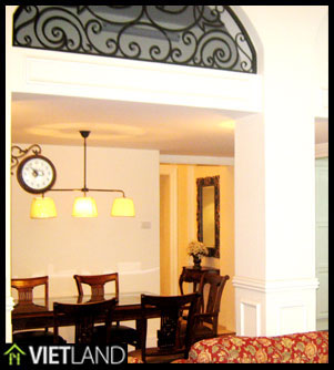 Apartment for rent in The Manor, Ha Noi