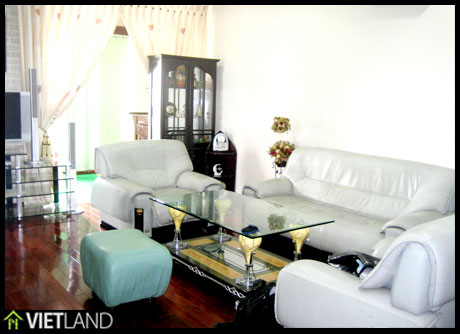 Apartment for rent in Building Spring Garden, Ha Noi