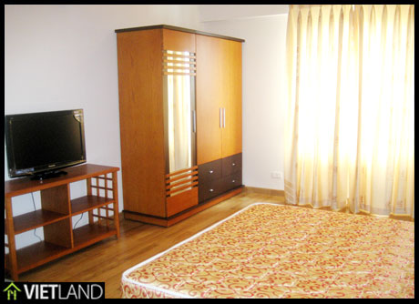Nice 2 bedroom apartment for rent in Building 93 Lo Duc, Ha Noi