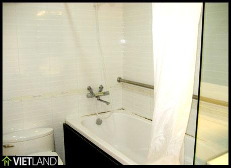 City view apartment for rent in Building 93 Lo Duc, Ha Noi