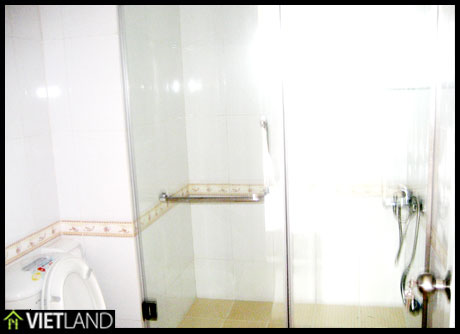 City view apartment with 2 bedrooms for rent in Building 93 Lo Duc, Ha Noi