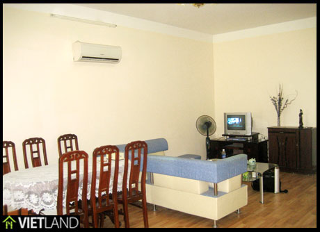 Apartment for rent in Ha Noi Building 71 Nguyen Chi Thanh, Ba Dinh District, Ha Noi