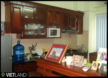 Nice 2 bedroom apartment for rent close to VinCom Tower, Ha Noi