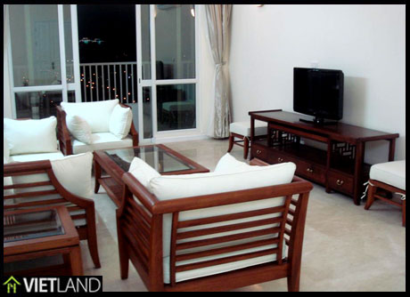 Brand new apartment for rent in Ciputra, Ha Noi