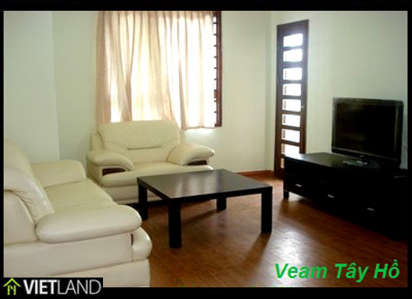 Fully furnished apartment for rent in Veam Building near Ciputra Ha Noi