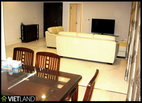 Brand new apartment with 2 bedrooms for rent in WestLake, Tay Ho District, Ha Noi