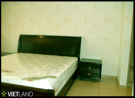SkyCity-full furnished apartment for rent in Dong Da district, 3 beds