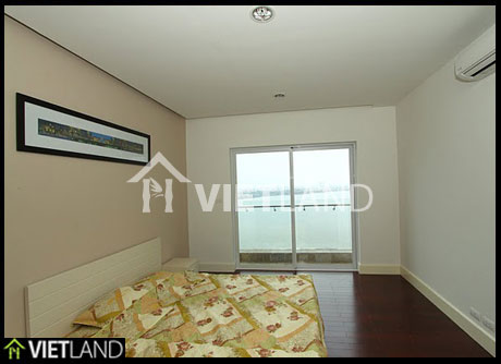 Brand new apartment for rent in Golden WestLake, view to West Lake, Ha Noi