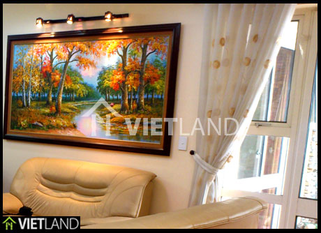 Apartment for rent in Building 101 Lang Ha, near Trung Hoa- Nhan Chinh area, Dong Da district, Ha Noi