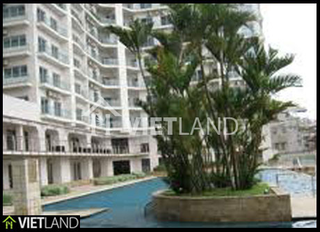 Building Golden Westlake: brand new apartment for rent in Tay Ho district, Ha Noi