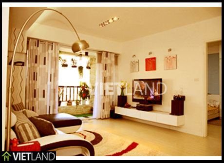 Styled apartment for rent in Building 229 Vong street, Hai Ba Trung district, Ha Noi