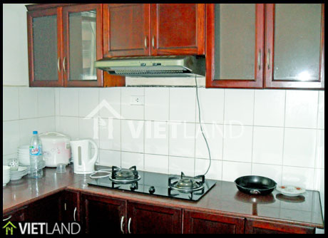 Apartment for rent in Building 24T Trung Hoa- Nhan Chinh, Ha Noi