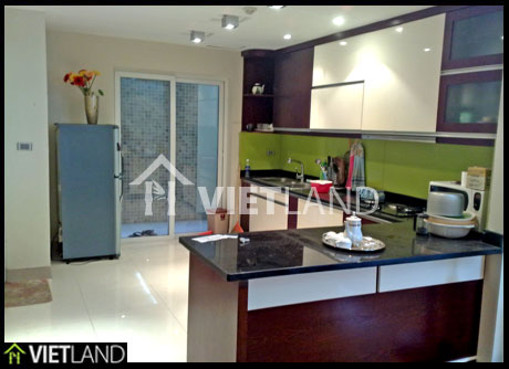 3 bed beautiful apartment for rent in Block M5, Dong Da Dist, Ha Noi