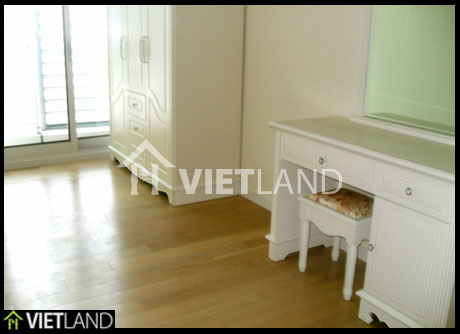 Brand new 3-bed flat for rent in KeangNam Tower, Tu Liem district, Ha Noi
