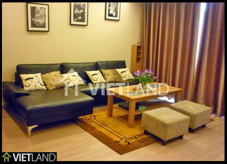 Apartment for rent in SkyCity 88 Lang Ha street, Dong Da district, Ha Noi