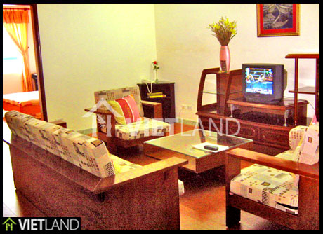 18T2 – Trung Hoa-Nhan Chinh: Apartment at 115 SQM large with 2 bedrooms for rent in Ha Noi